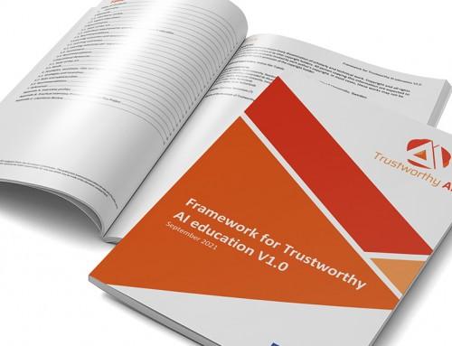 Framework for Trustworthy AI Education